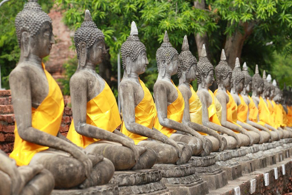 BKAY02: Bangkok Essential Temples and Ayutthaya Essential Ruins with Boat Ride at Sunset